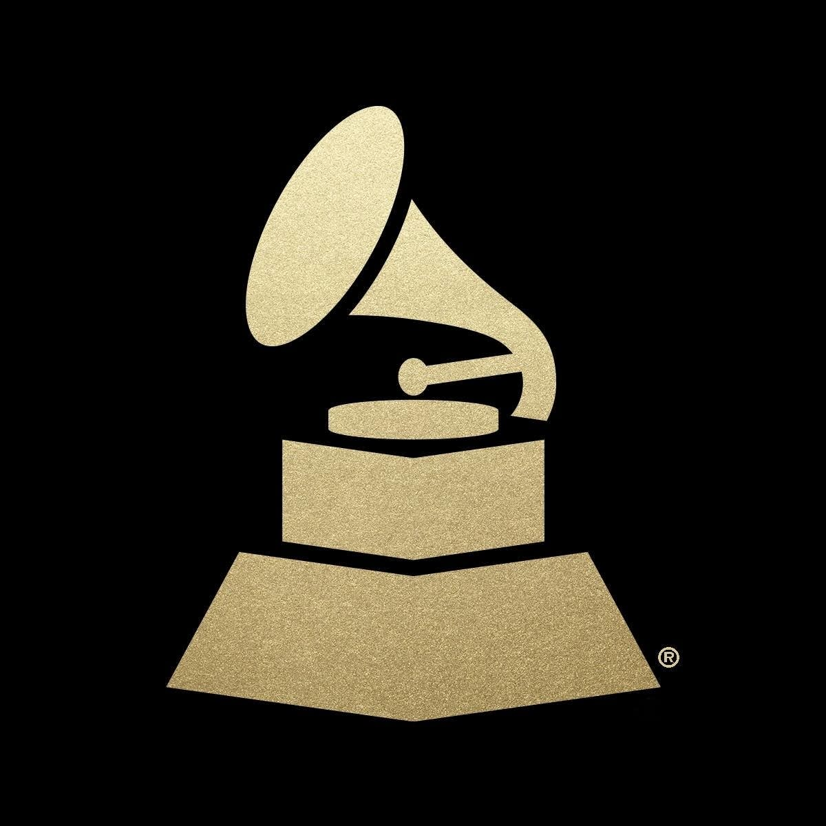 The Grammys 2016 logo