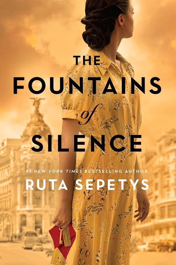 'The Fountains of Silence' by Ruta Sepetys