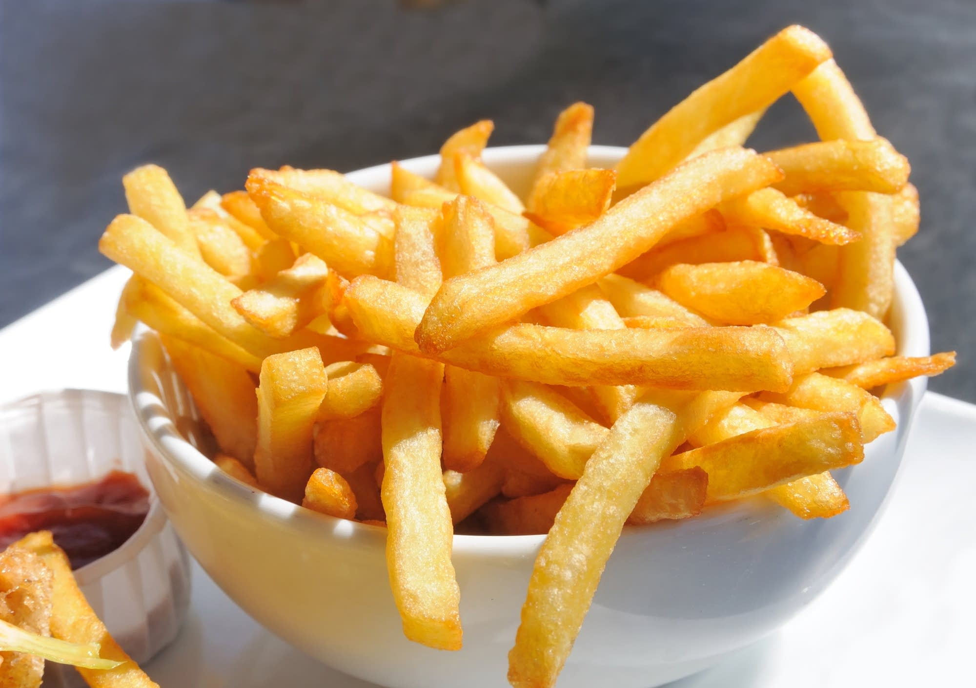 American French Fries | The Splendid Table