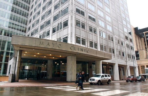 The Mayo Clinic's Gonda Building
