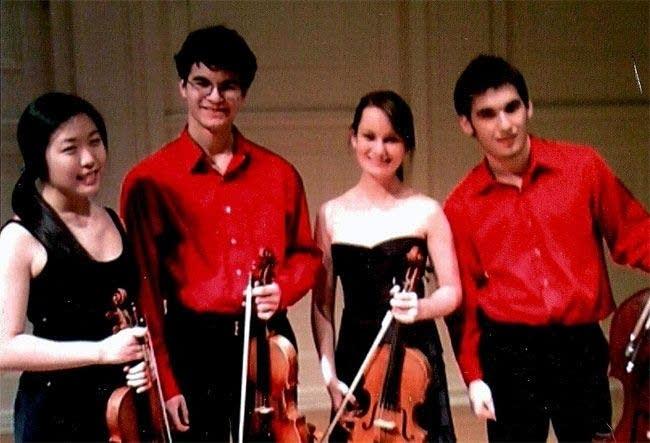 Quartet Danae