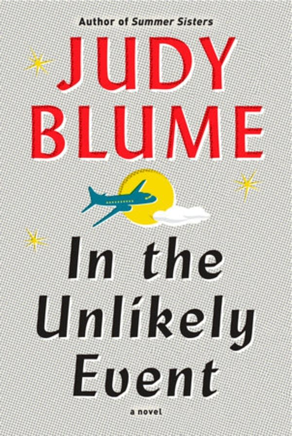 'In the Unlikely Event' by Judy Blume