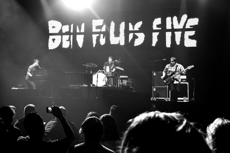 Ben Folds Five in concert