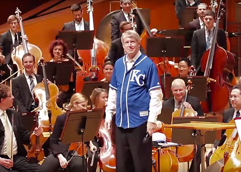 Kansas City Symphony Music Director Michael Stern