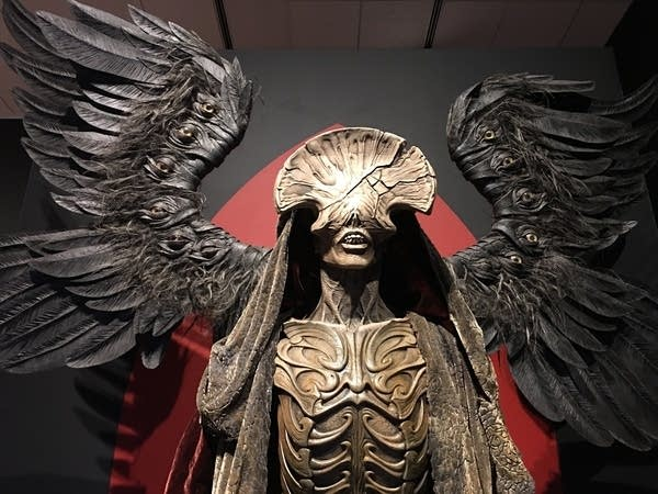 The Angel of Death from Guillermo del Toro's 'Hellboy II'