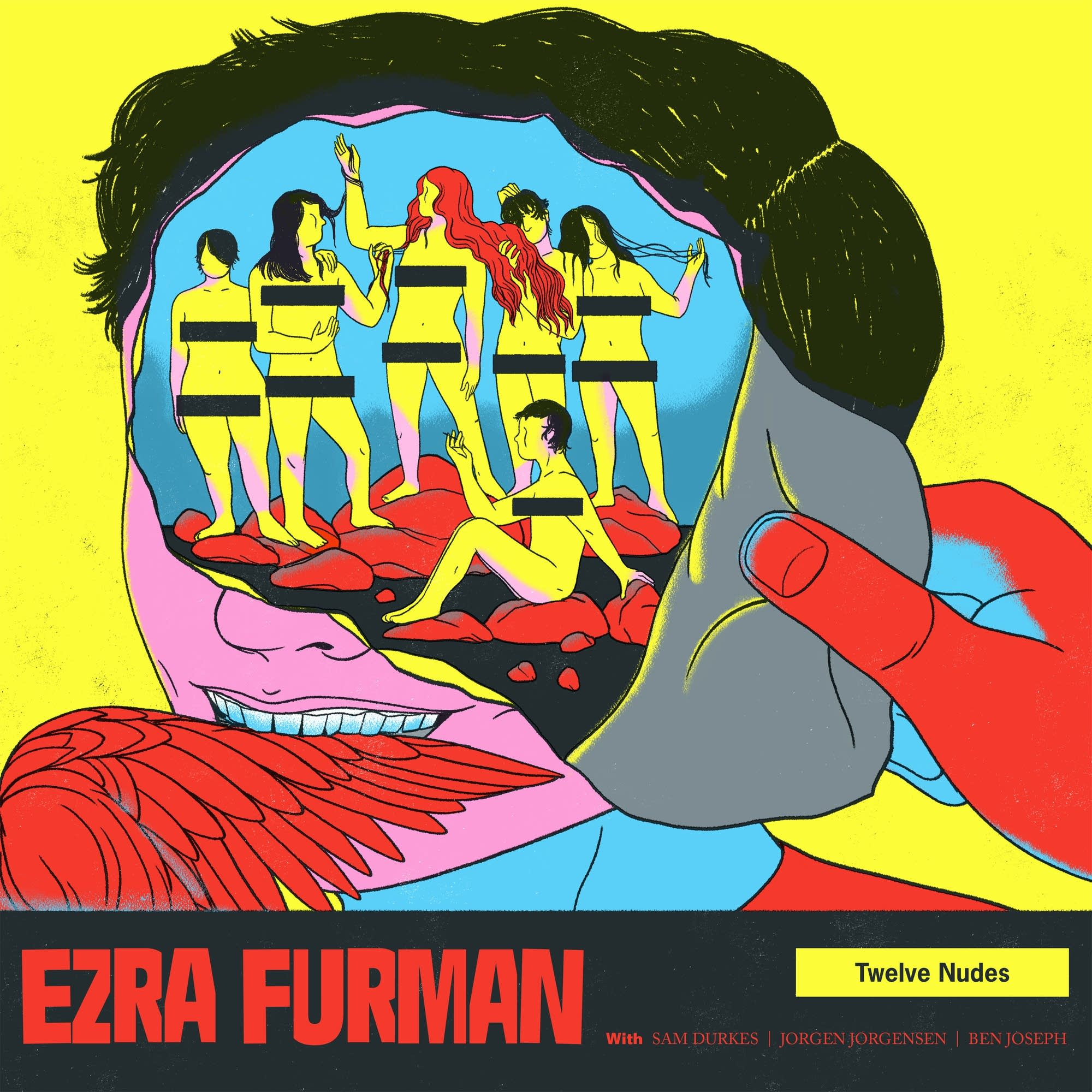 Ezra Furman, 'Twelve Nudes'