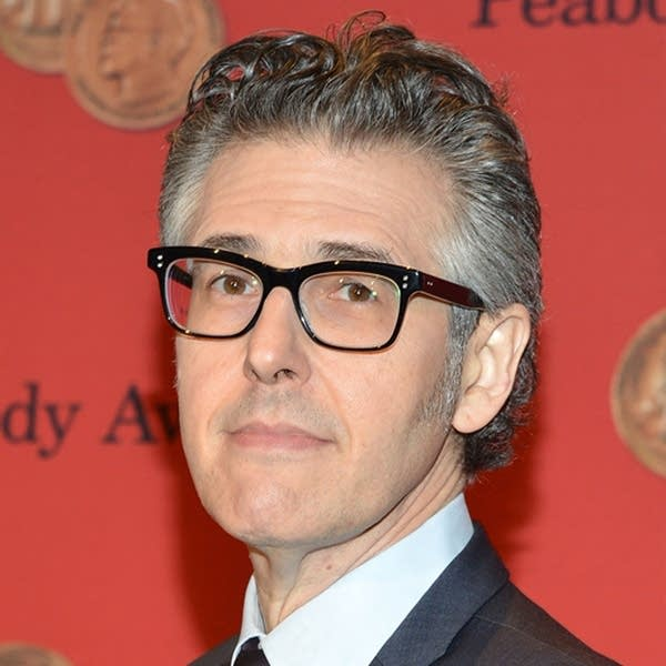 Ira Glass attends the Peabody awards on May 19, 2014.