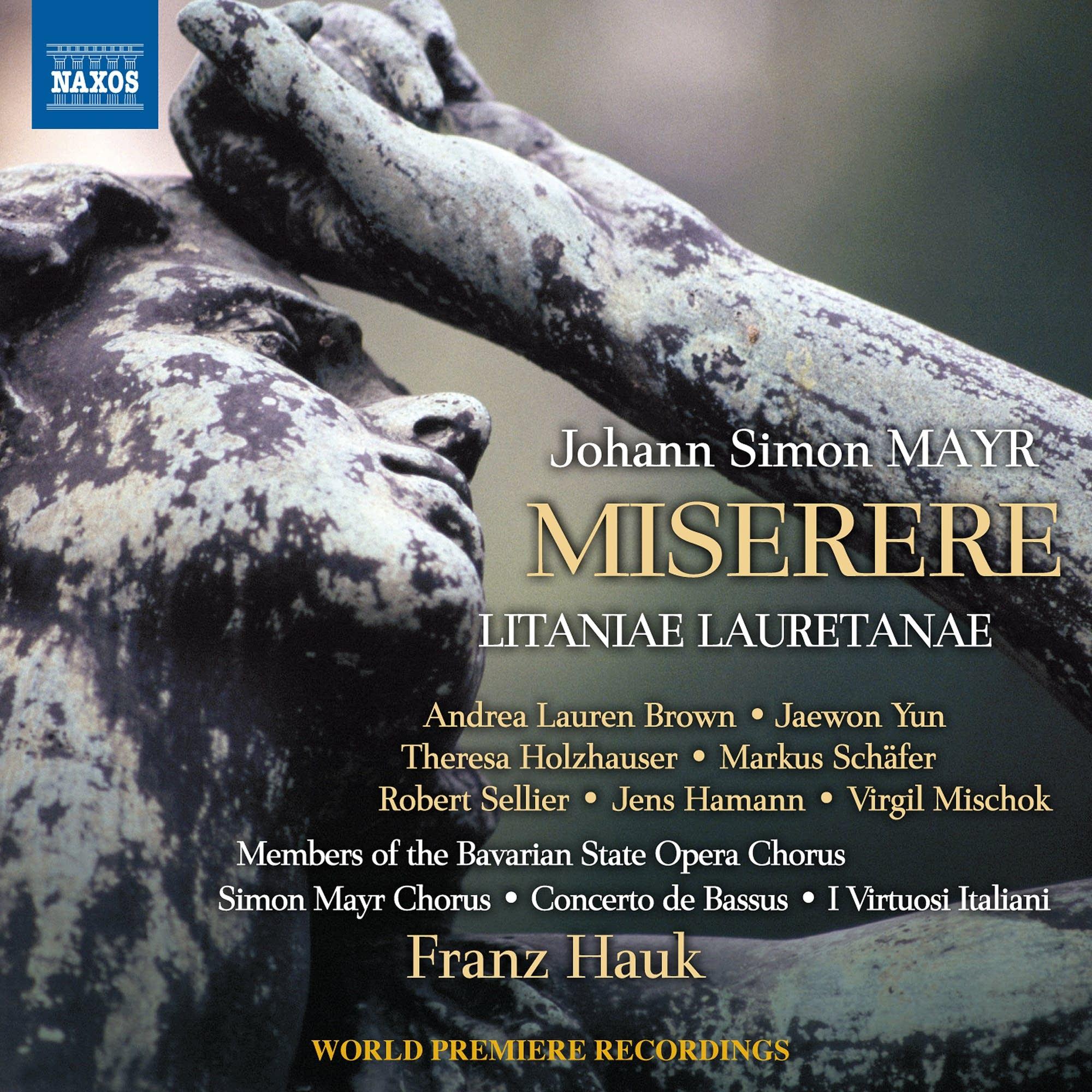 Johann Simon Mayr - Miserere in G minor