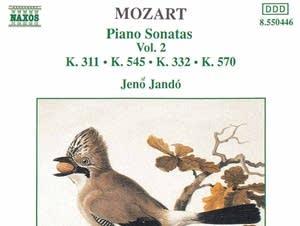 Wolfgang Amadeus Mozart - Piano Sonata No. 12: II. Adagio