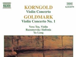 Karl Goldmark - Violin Concerto No. 1: III. Moderato - Allegro
