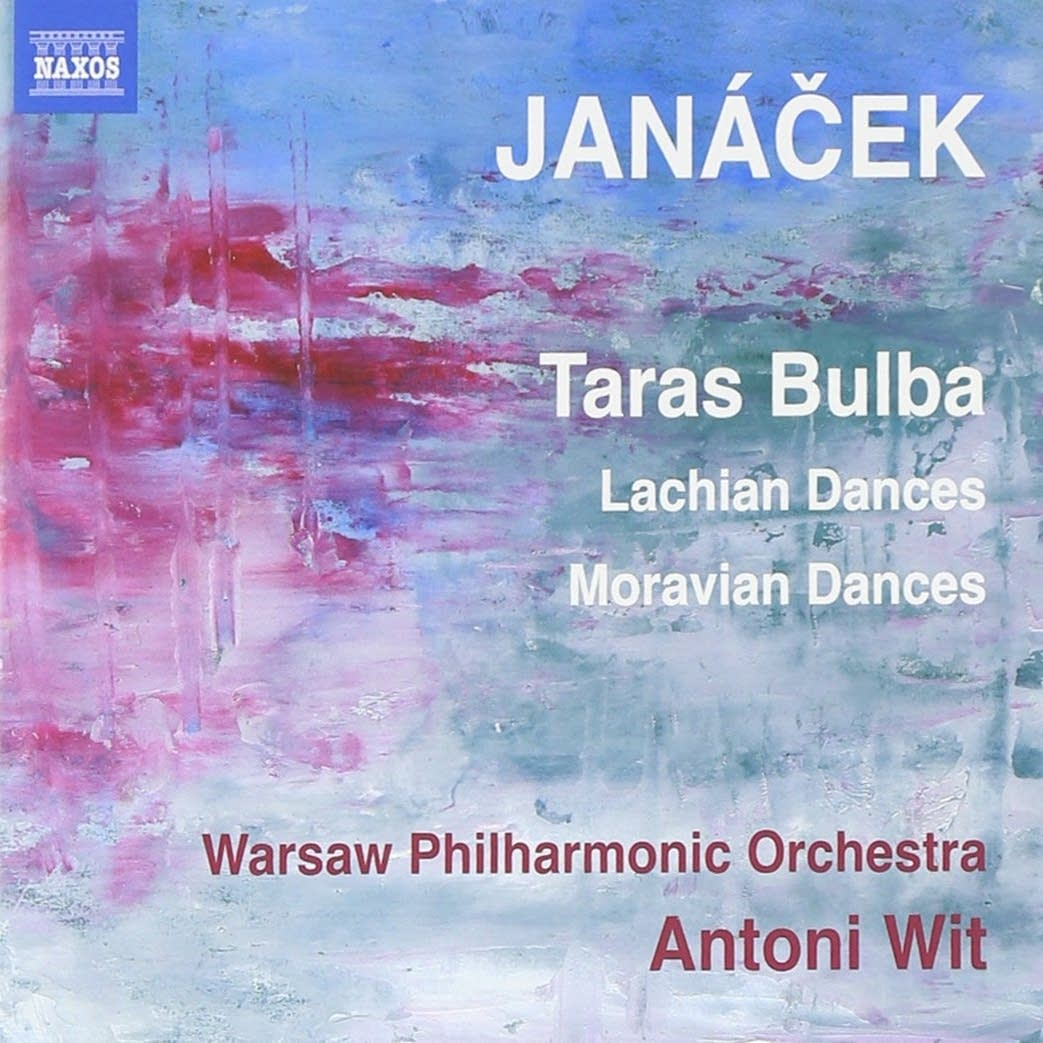 Leos Janacek - Taras Bulba: The Prophecy and Death of Taras Bulba