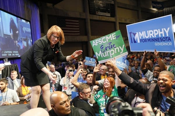 Erin Murphy endorsed