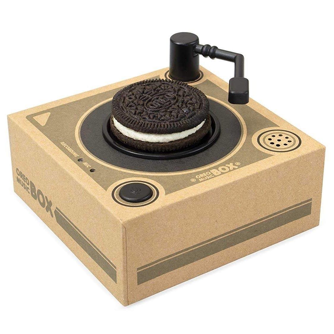 Oreo Music Box.