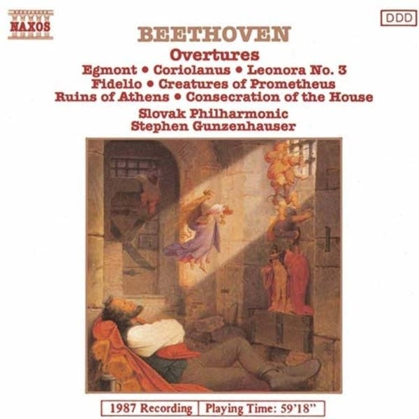 Daily Download: Ludwig van Beethoven - Fidelio: Overture