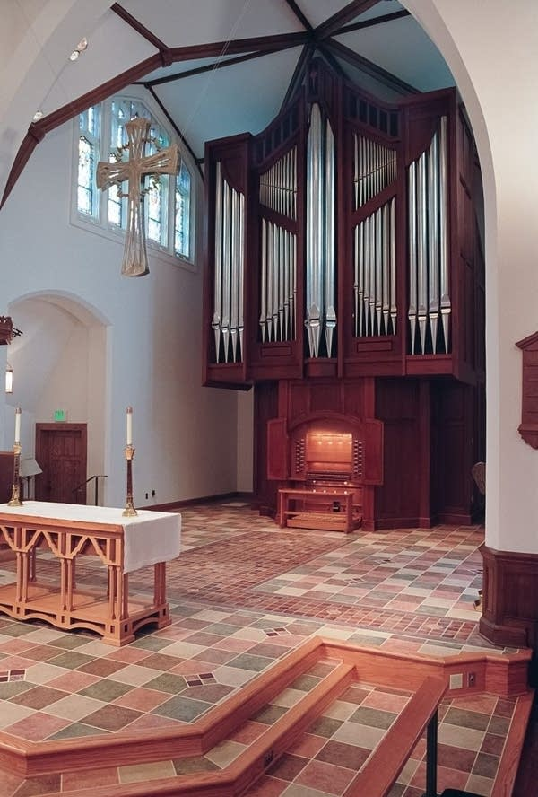 2004 Fisk/Christ Episcopal Church, Roanoke, VA