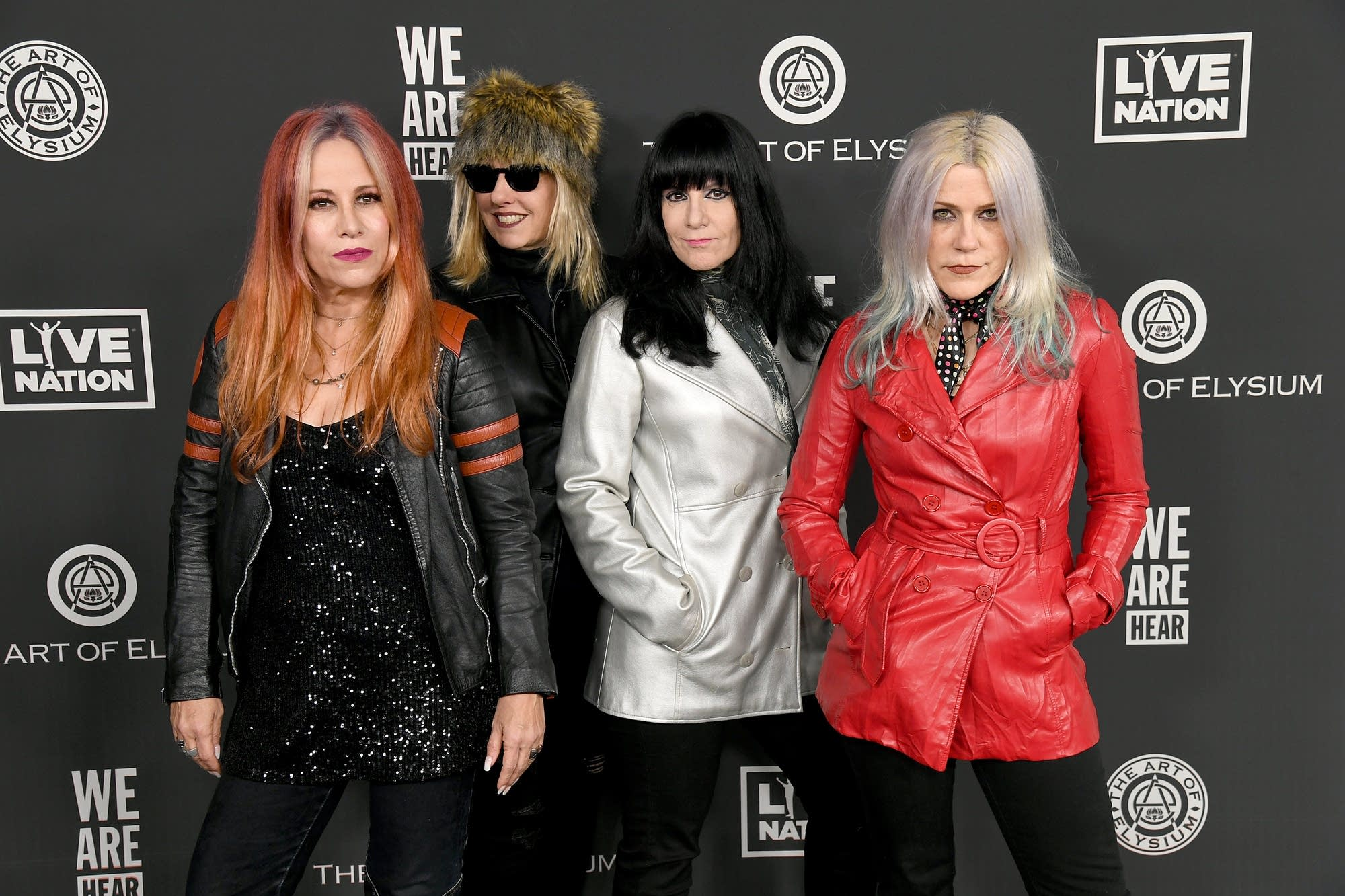 L7 band photo in January 2020