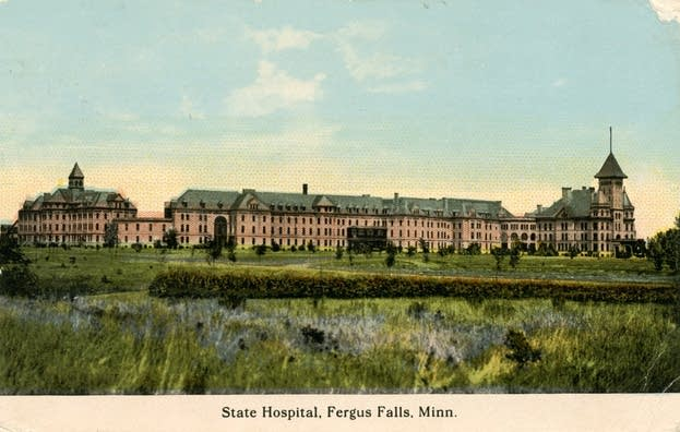 State Hospital, Fergus Falls, Minnesota, approximately 1914.
