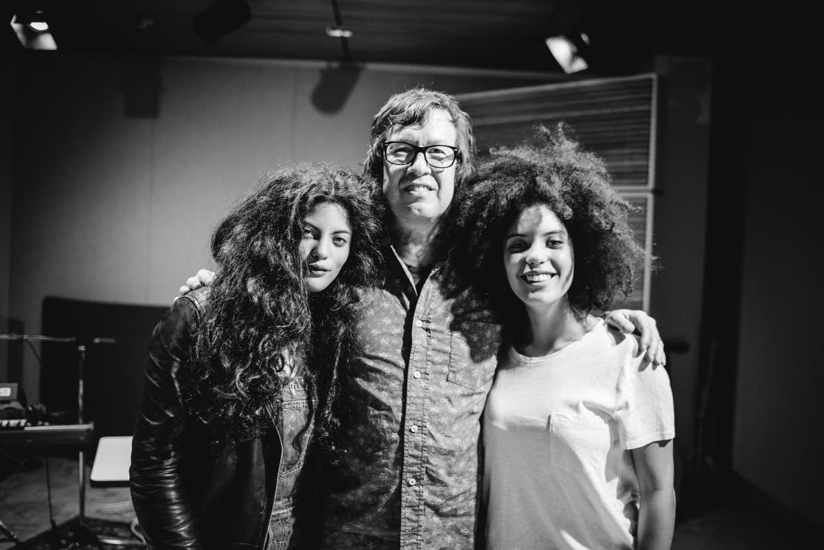 Ibeyi with Bill DeVille