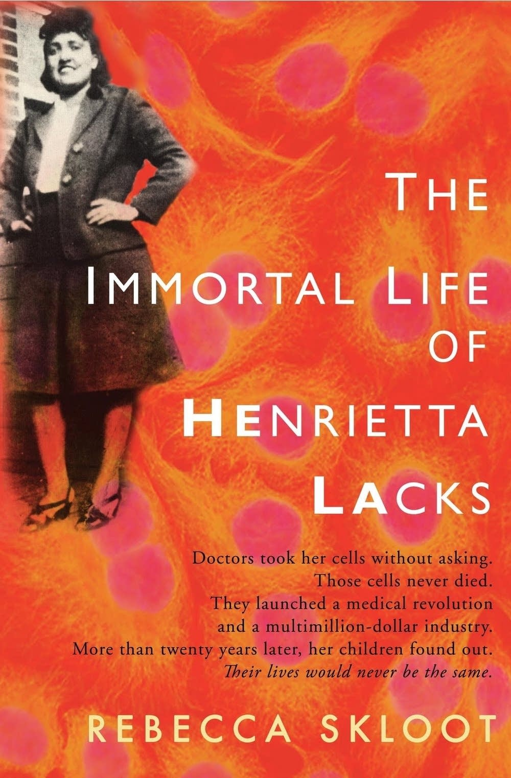 'Immortal Life of Henrietta Lacks'