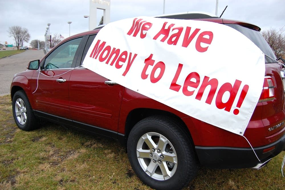 Money to loan