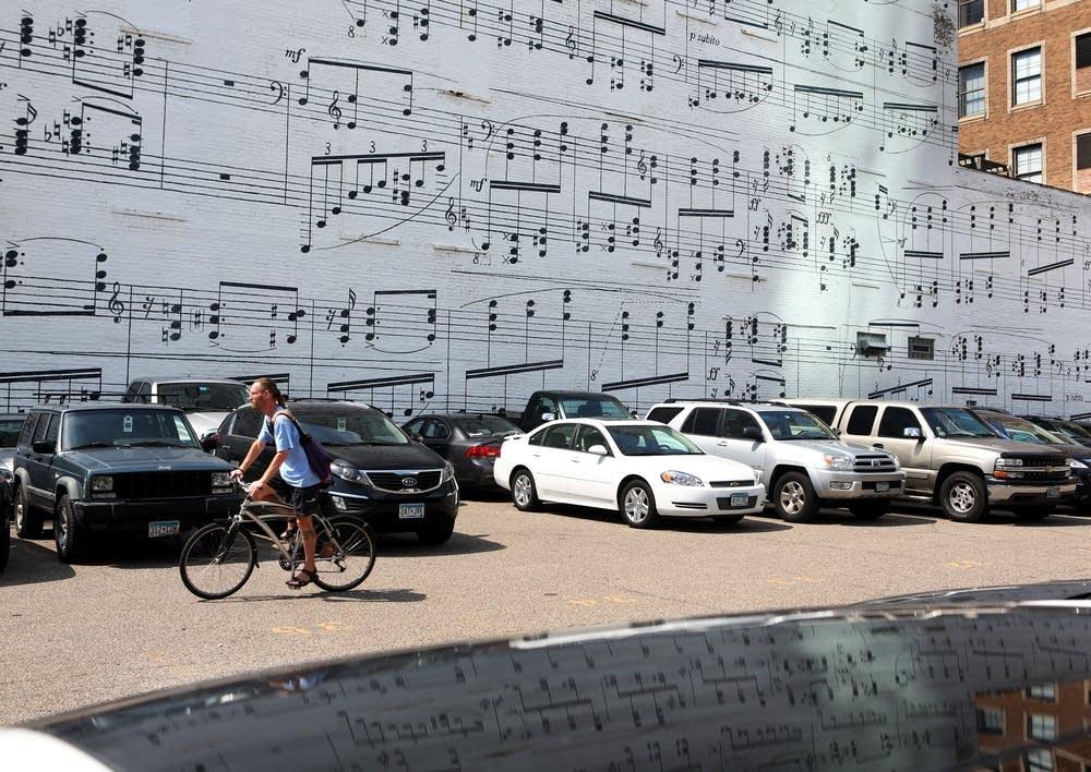 Music mural