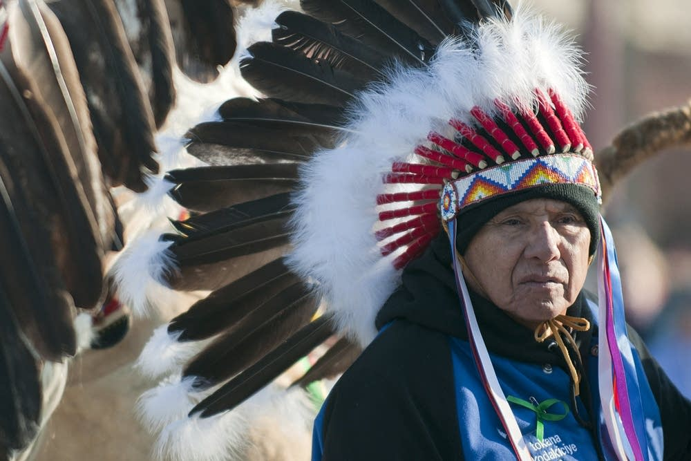 Dakota elder