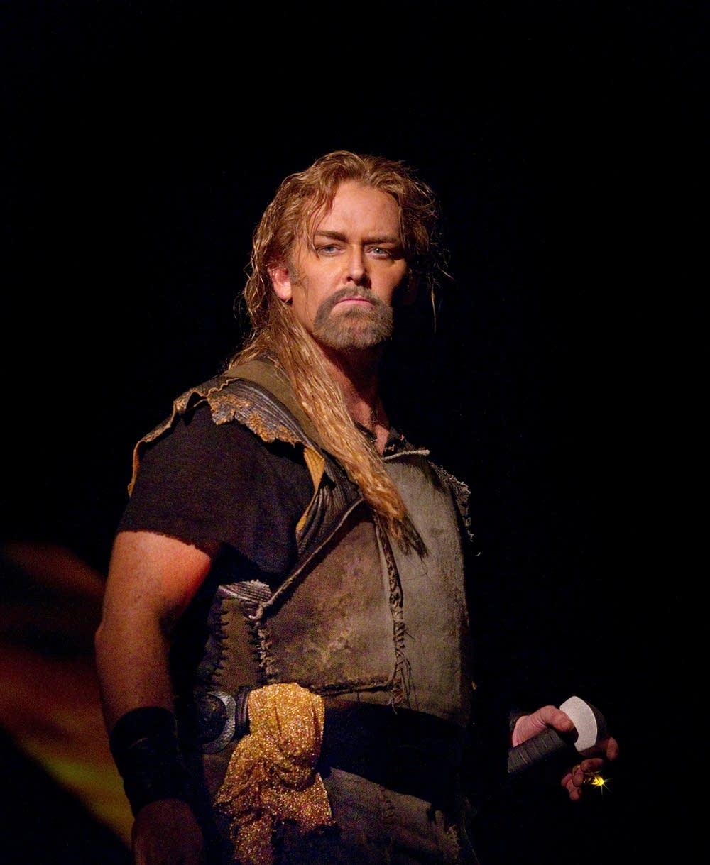 Jay Hunter Morris as Siegfried