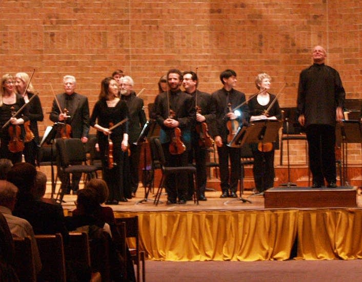 The Saint Paul Chamber Orchestra returns