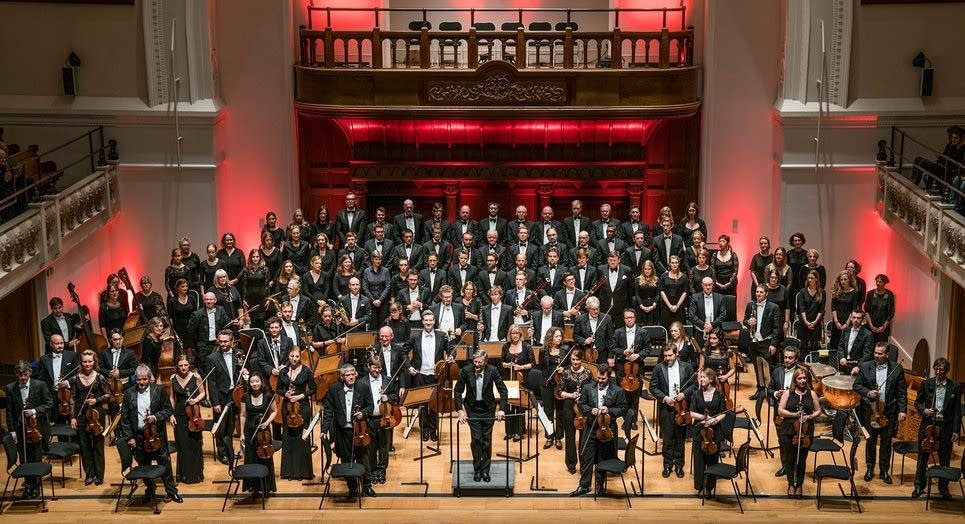 City of London Choir and Royal Philharmonic