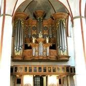 1693 Schnitger at St. Jakobie Church, Hamburg, Germany