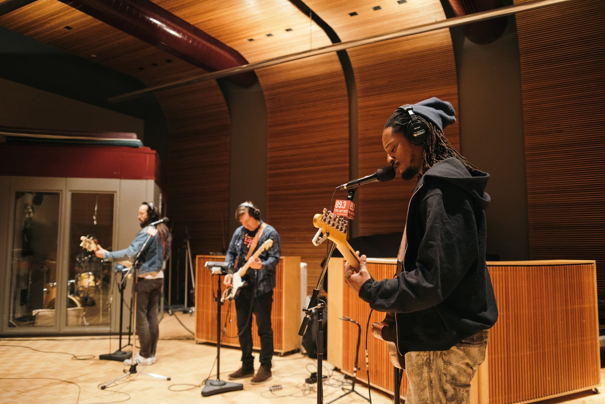 Black Joe Lewis and the Honeybears perform at The Current