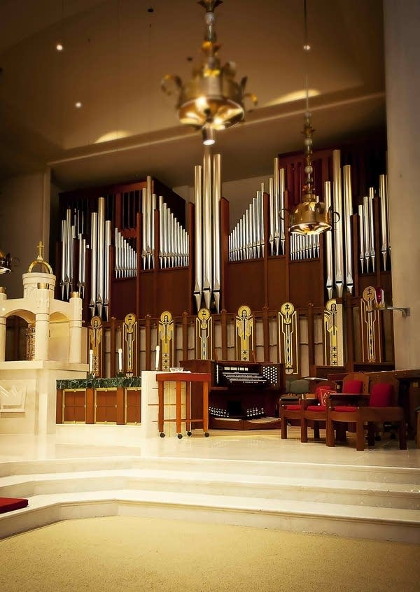 2012 Dyer/Cathedral of Christ the King, Lexington, KY