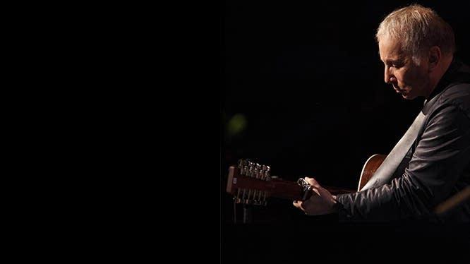 Paul Simon - photo by Mary Ellen Matthews