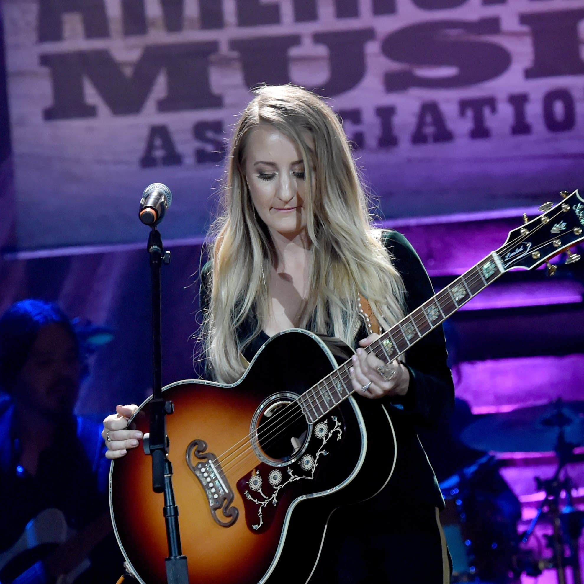 Margo Price at the 2017 Americana Honors and Awards