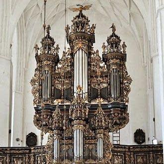 1985 Hillebrand/St. Mary's Church, Gdansk