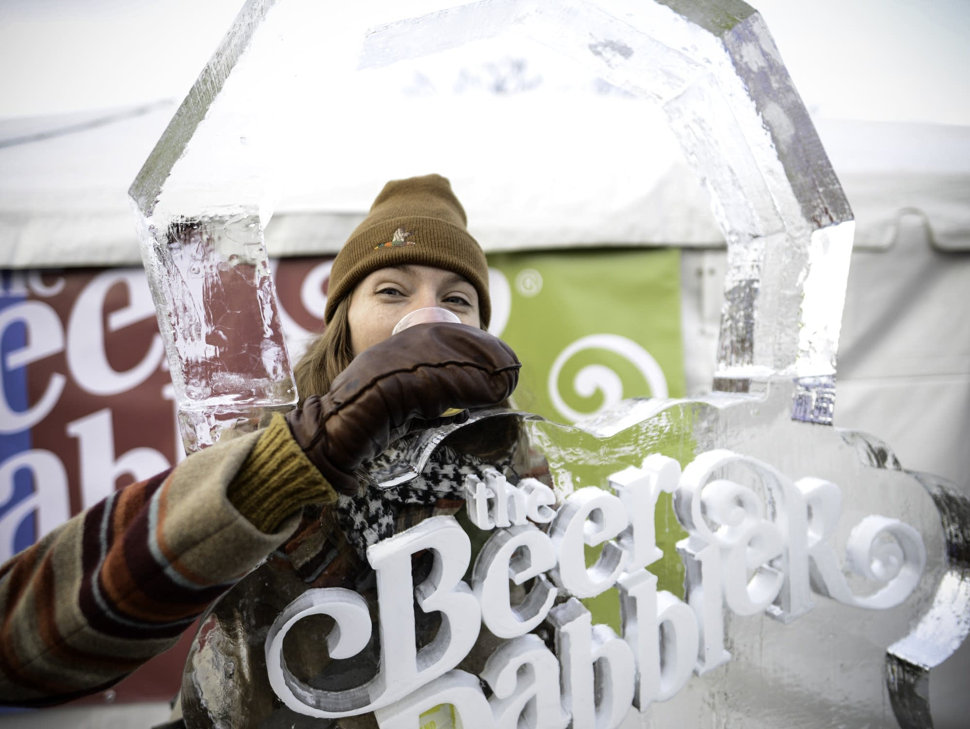 Winter Beer Dabbler