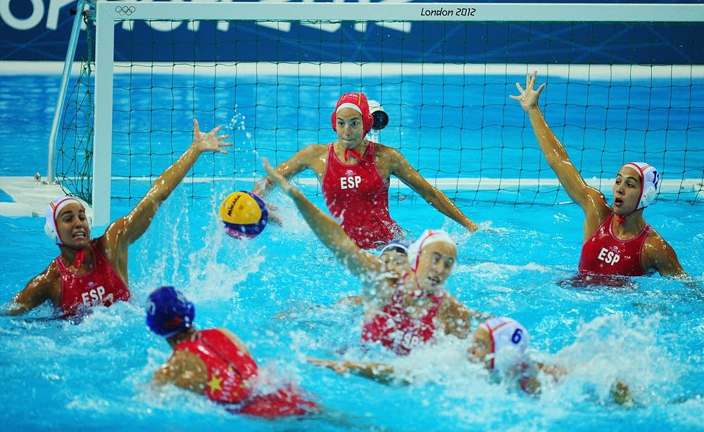 Olympics Day 3 - Water Polo