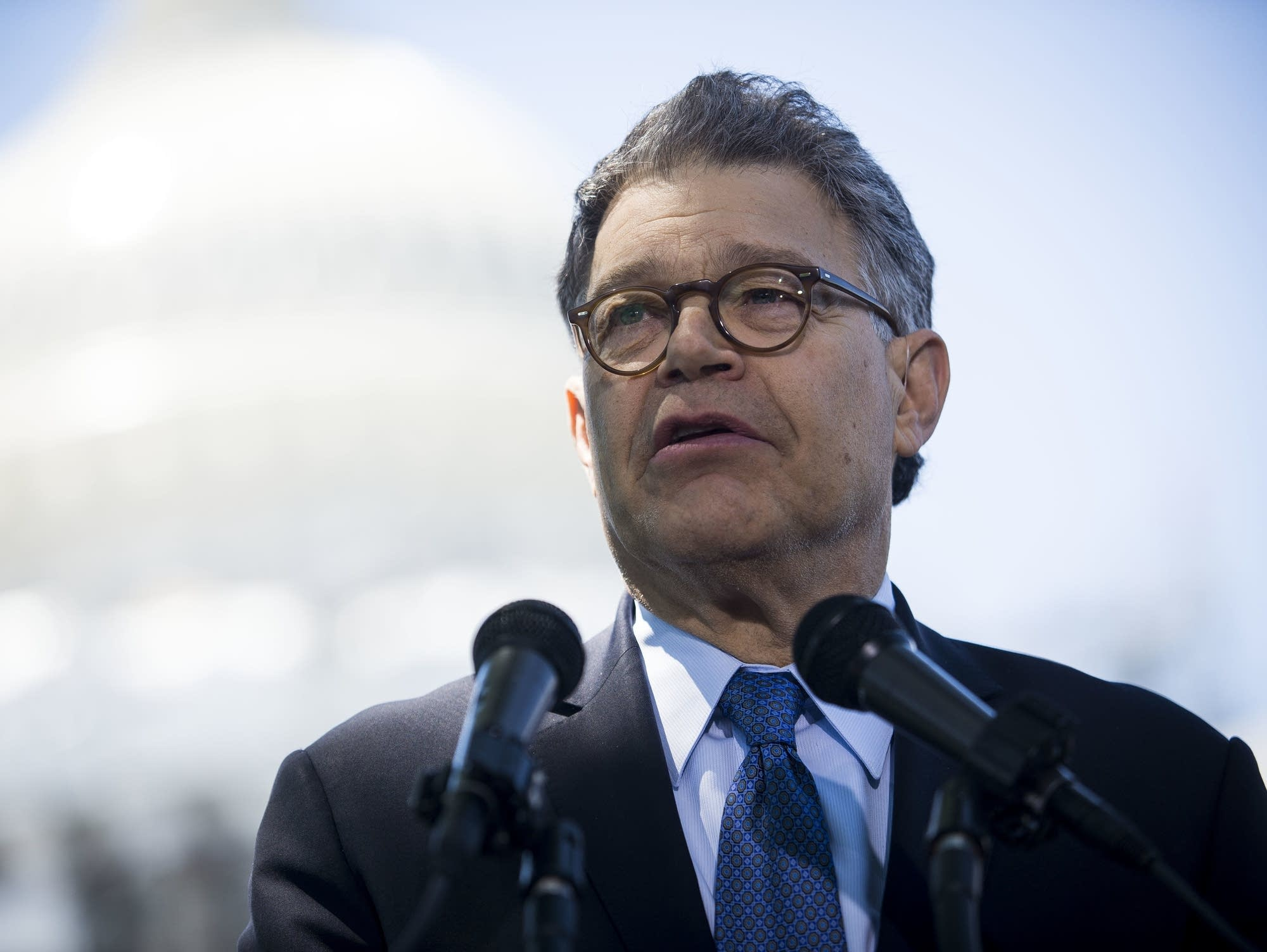 Franken Announces How He Will Vote on Sessions' Confirmation