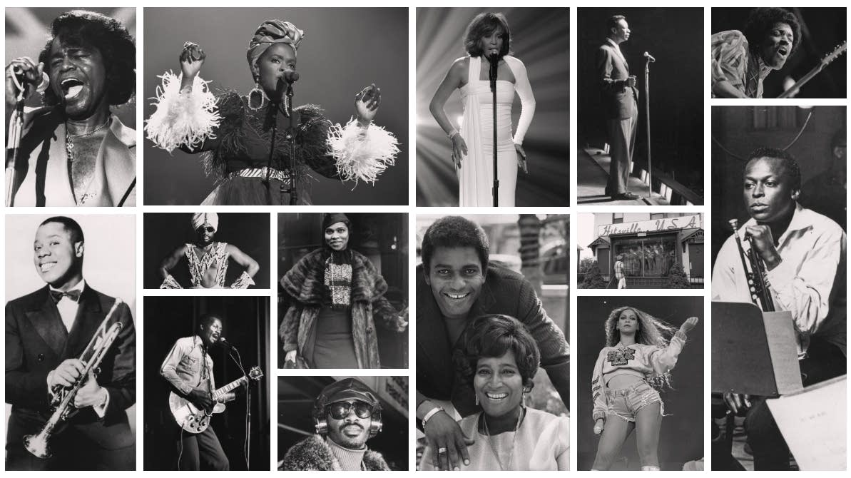Moments in Black Music History