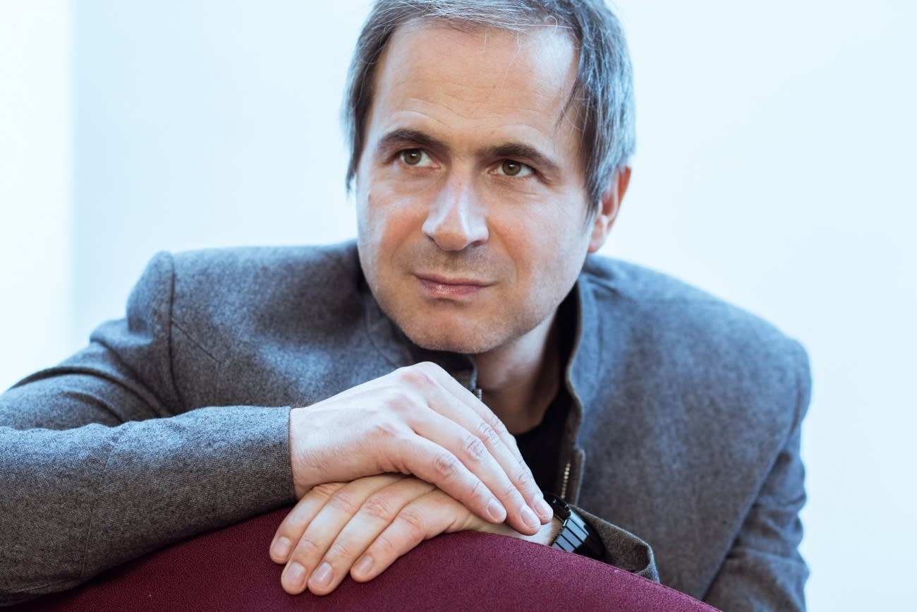 Pianist Piotr Anderszewski