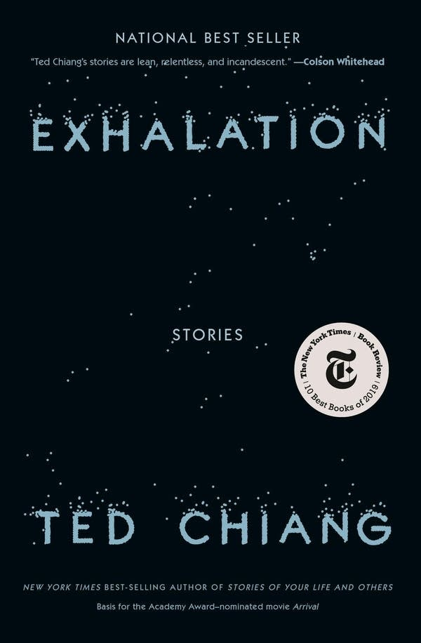 'Exhalation' by Ted Chiang