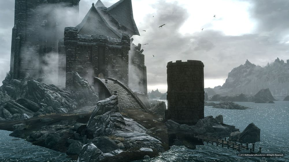 Castle Volkihar