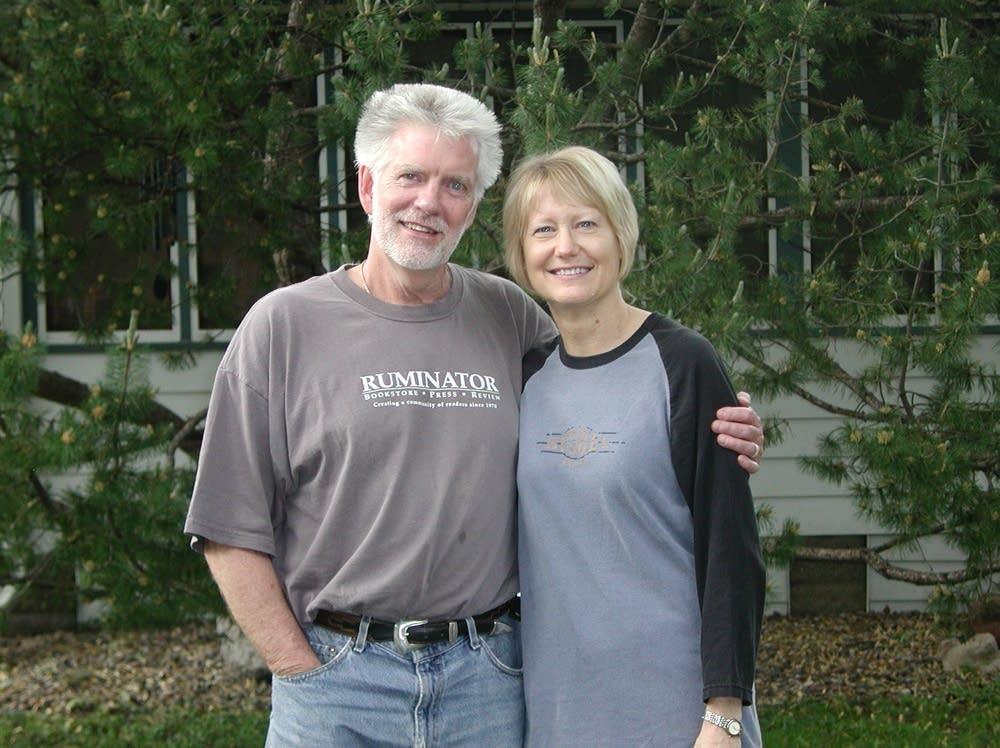 Phil and Jo Ellen Lundblad