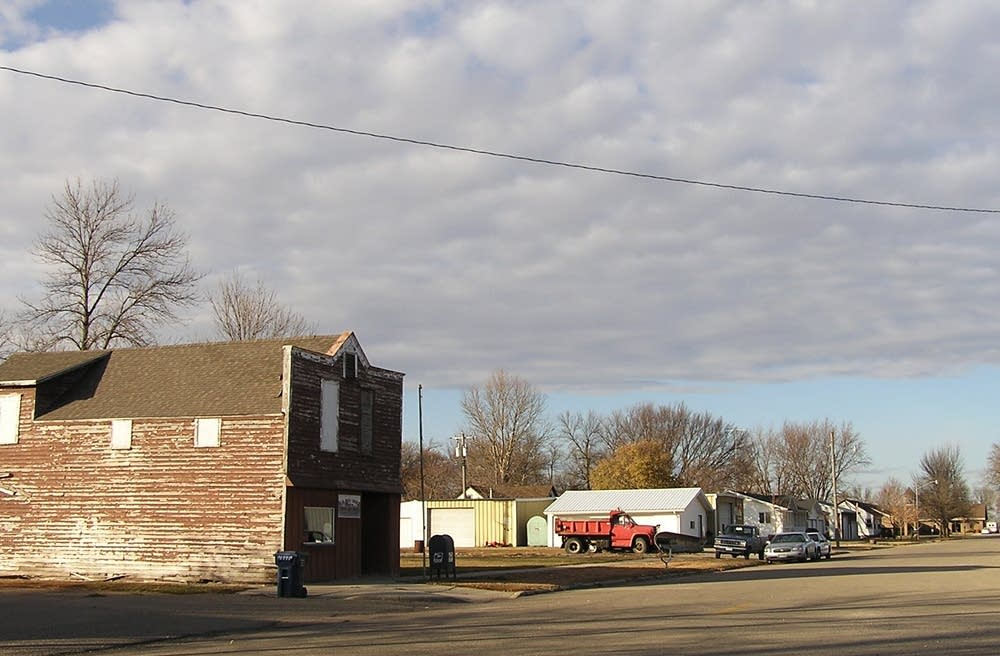 Steen post office