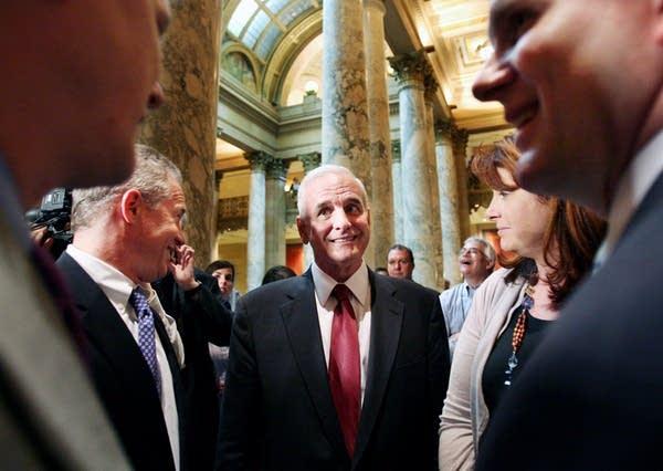 Budget caucus