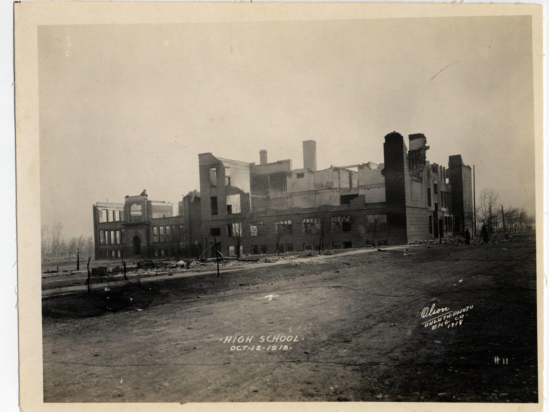 1918 wildfire