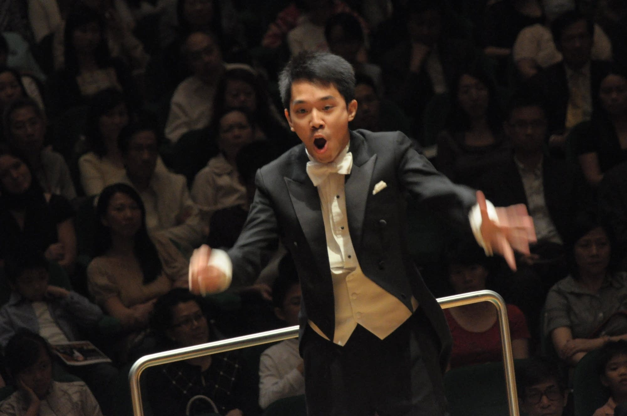 Conductor Perry So