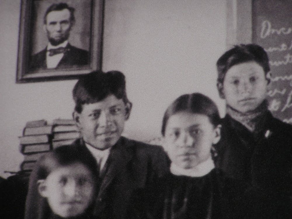 Dakota children