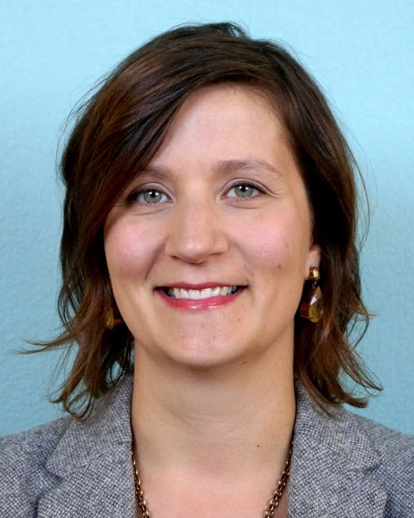 Minnesota DHS Assistant Commissioner Marie Zimmerman