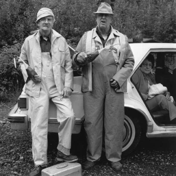 Minnesota fishermen
